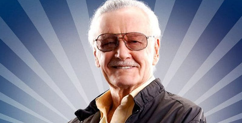 NOTICIA Fallece Stan Lee